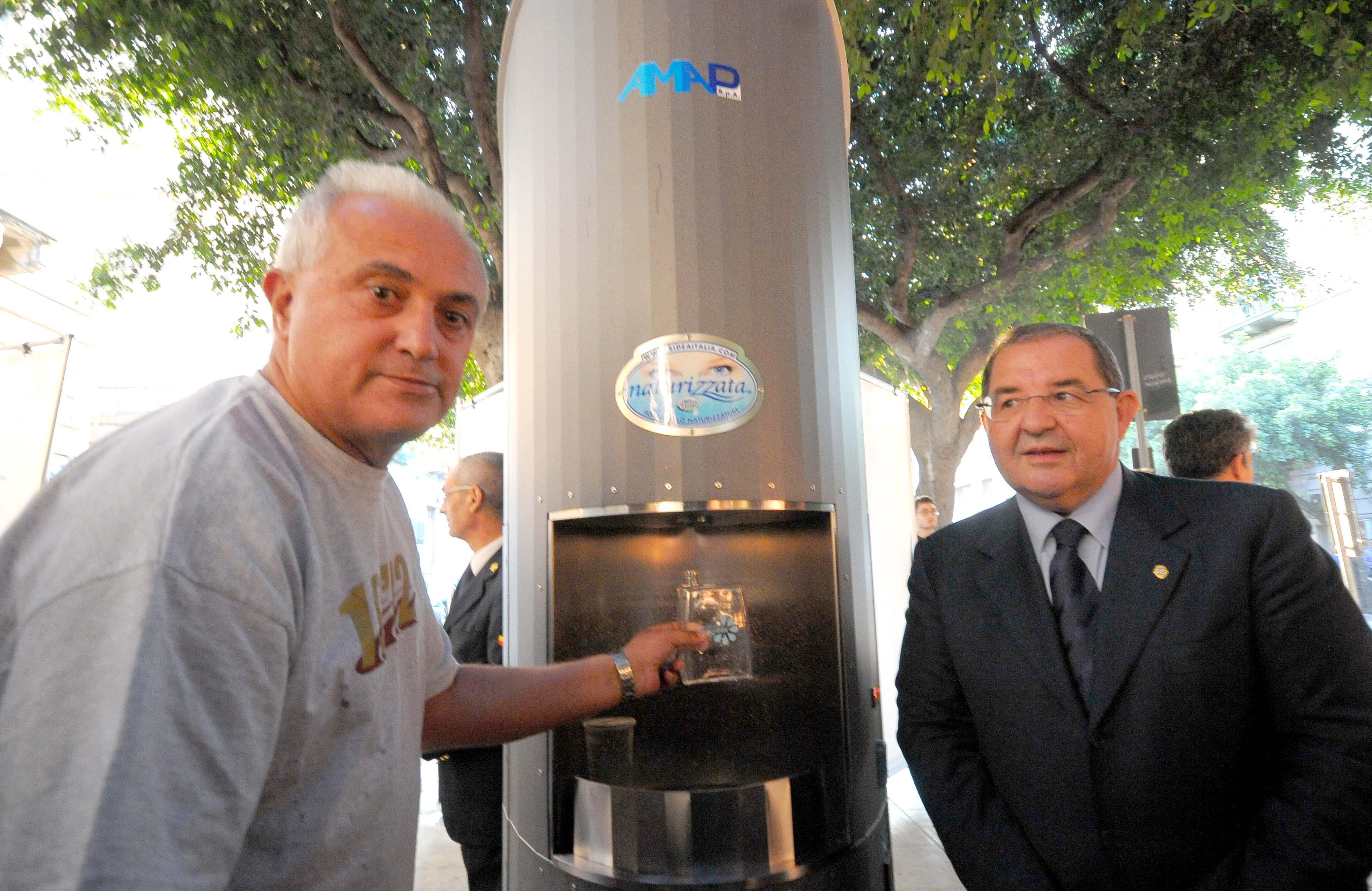 AMAP: Staffetta dell'Acqua con Fontanello!!!