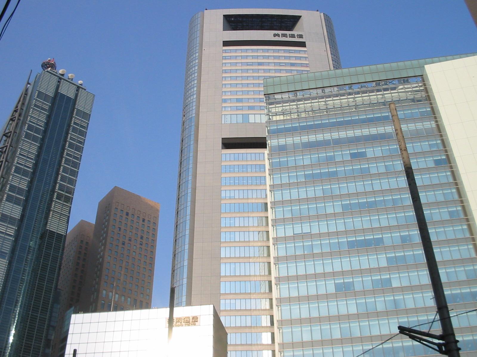 Tokyo - Shiodome 004