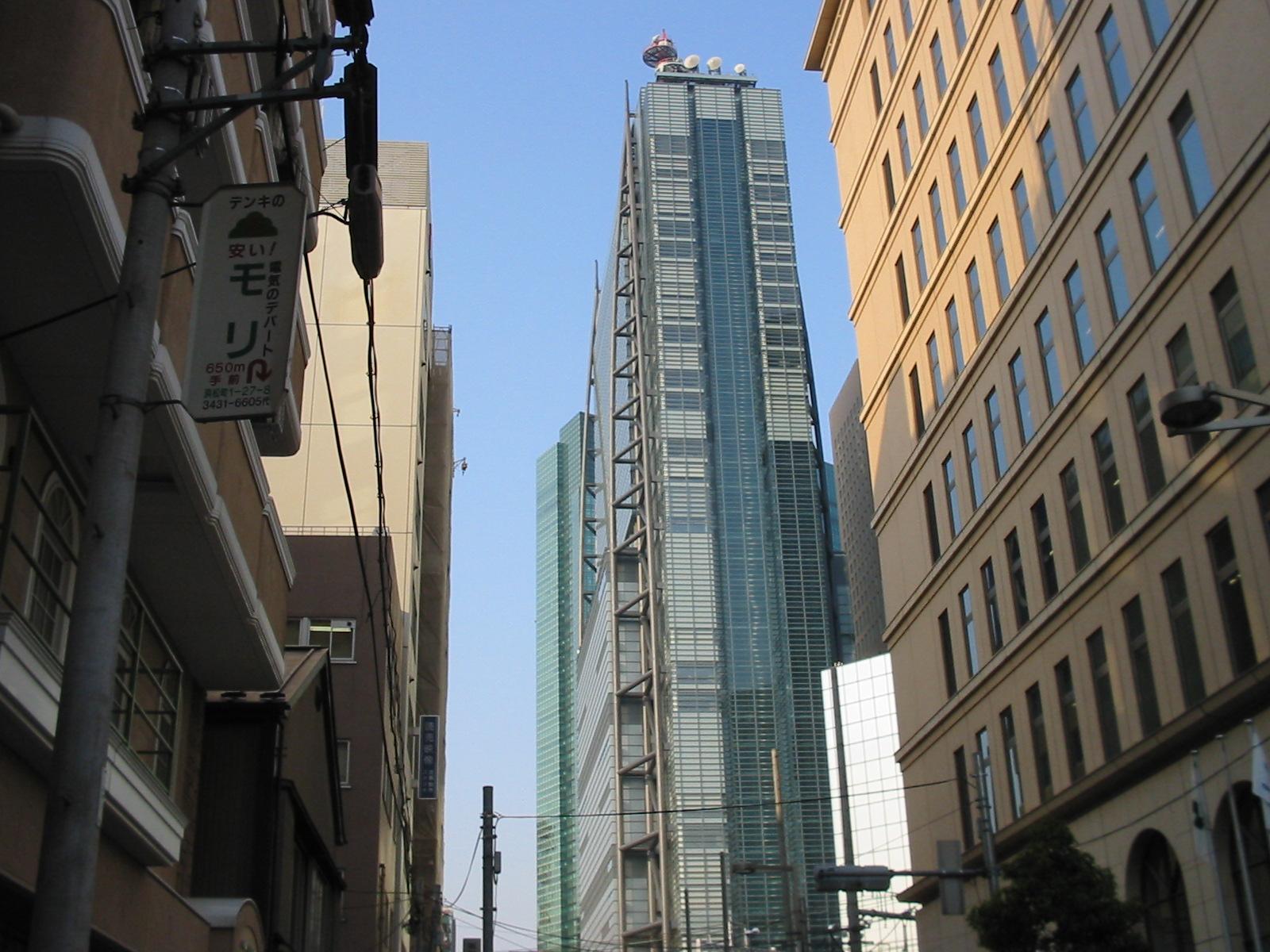 Tokyo - Shiodome 005