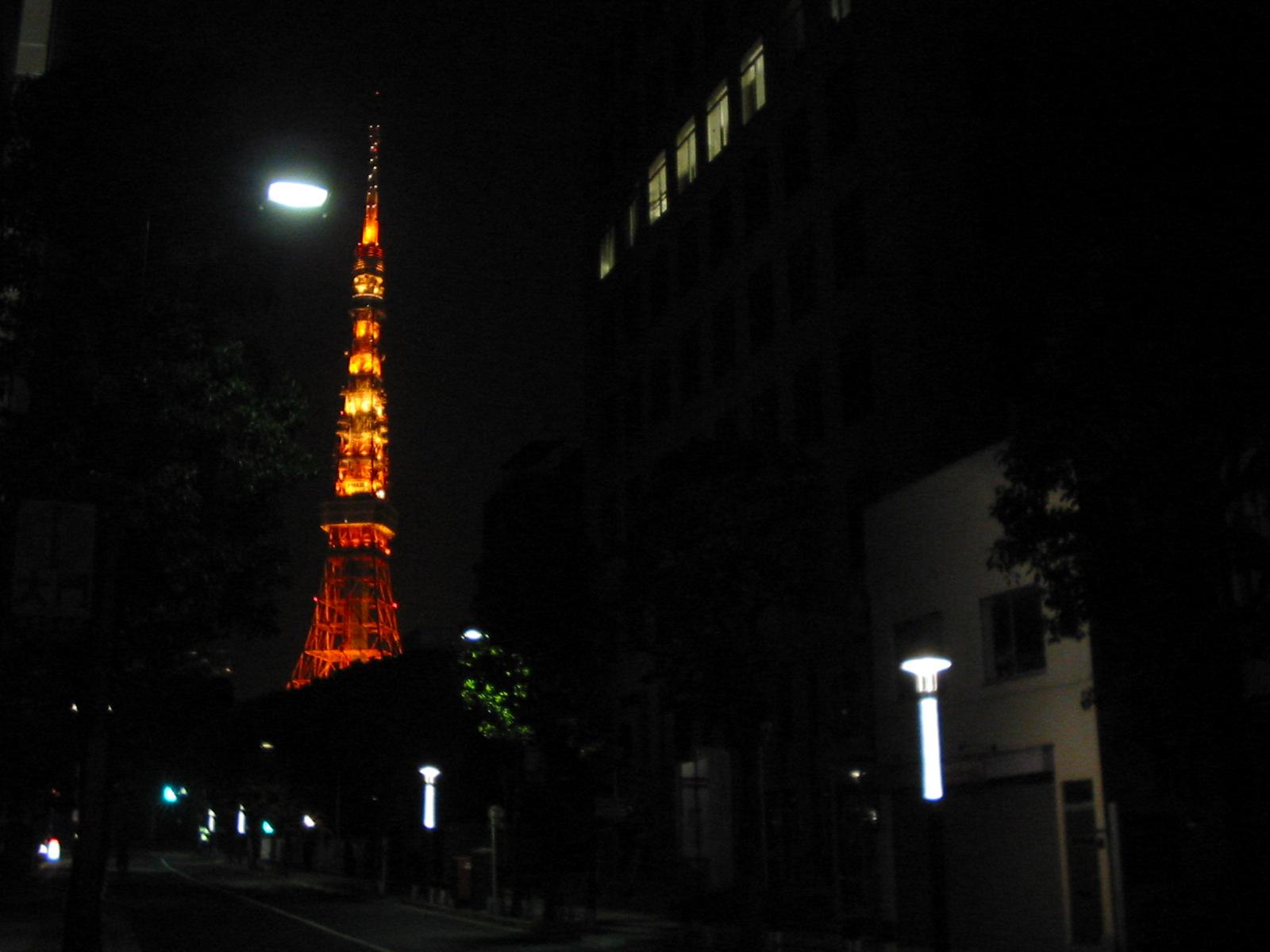 Tokyo - Tower 001