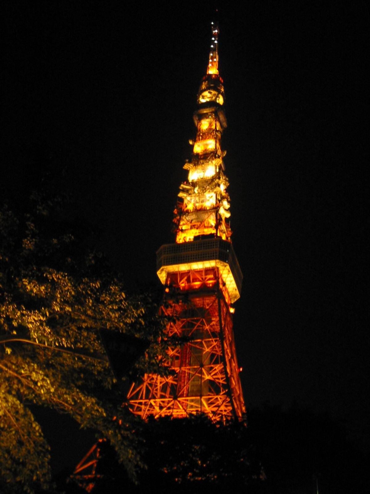 Tokyo - Tower 003